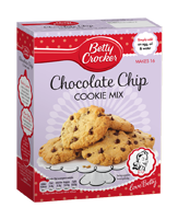 Chocolate Chip Cookie Mix Carton
