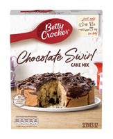 Chocolate Swirl Cake Mix