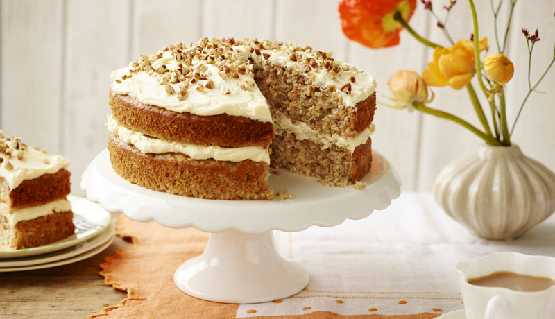 Carrot and Mandarin Orange Cake