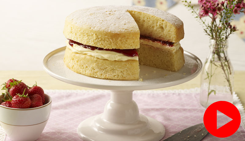 Best Victoria Sponge Cake Recipe