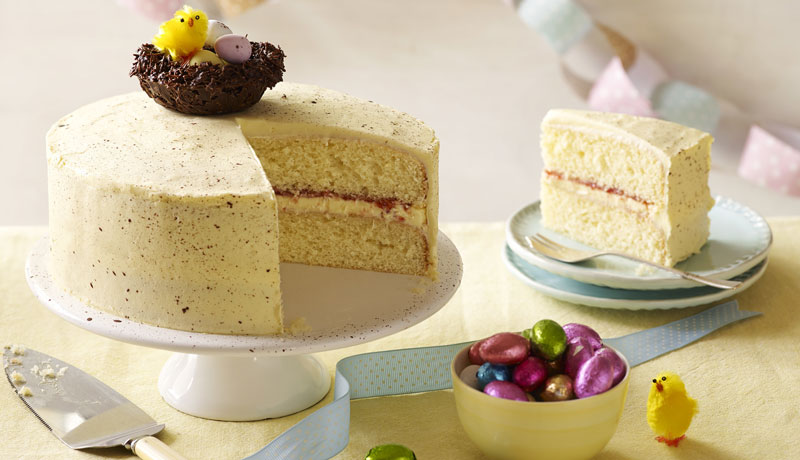 Easter Lemon Cake Recipe