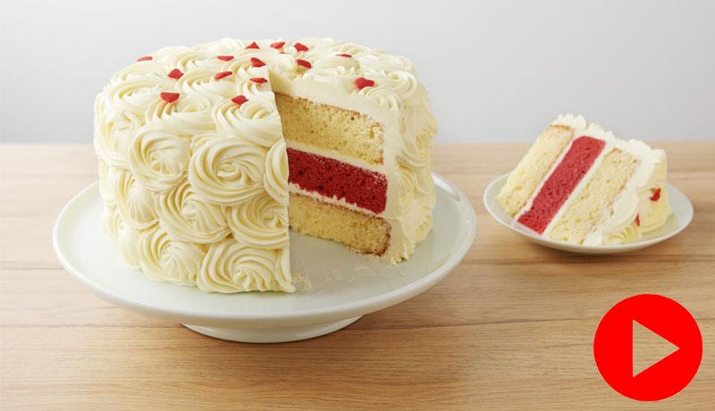 Queen Of Hearts Cake Baking Recipe Betty Crocker Uk