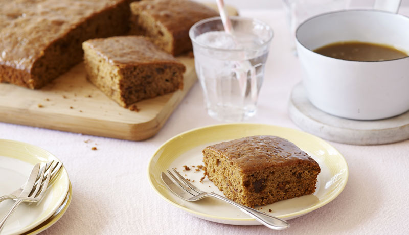 Sticky Toffee Ginger Cake Recipe