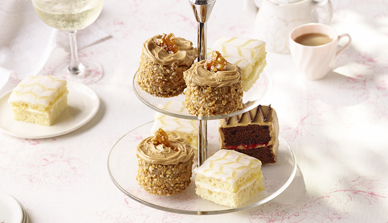 Afternoon Tea Cake Recipes Baking Recipes Betty Crocker Uk