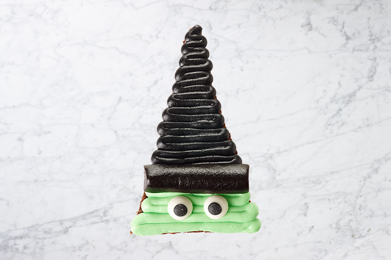 Witch Brownie