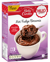 Chocolate Fudge Mug Treats
