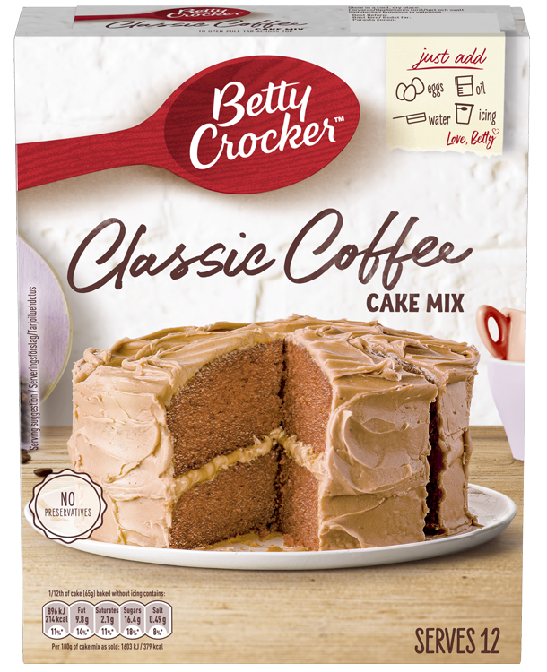Betty Crocker Gluten Free Cake Mix Recipes Cofee Cake