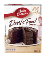 Devil's Food Cake Mix