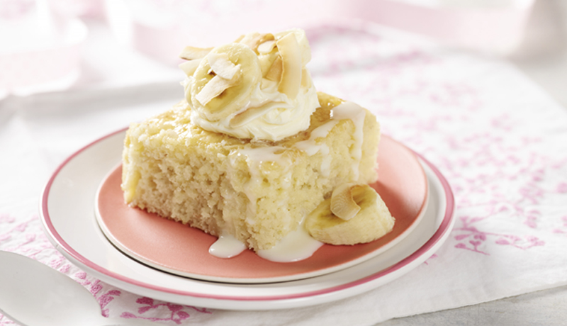 Tres Leche Cake From White Cake Mix