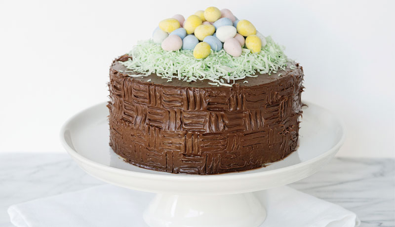 Betty Crocker Easter Basket Cake