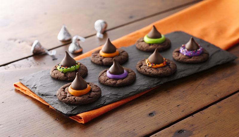4a6617a489e Betty Crocker Halloween Witch Hat Cookies