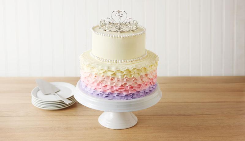 Peachy Homemade Princess Tiara Cake Recipe Easy Cakes Betty Crocker Funny Birthday Cards Online Elaedamsfinfo