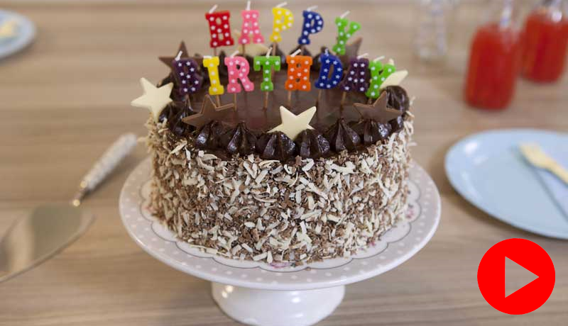 Fabulous New Years Cake Recipes Easy Baking Recipes Betty Crocker Funny Birthday Cards Online Eattedamsfinfo