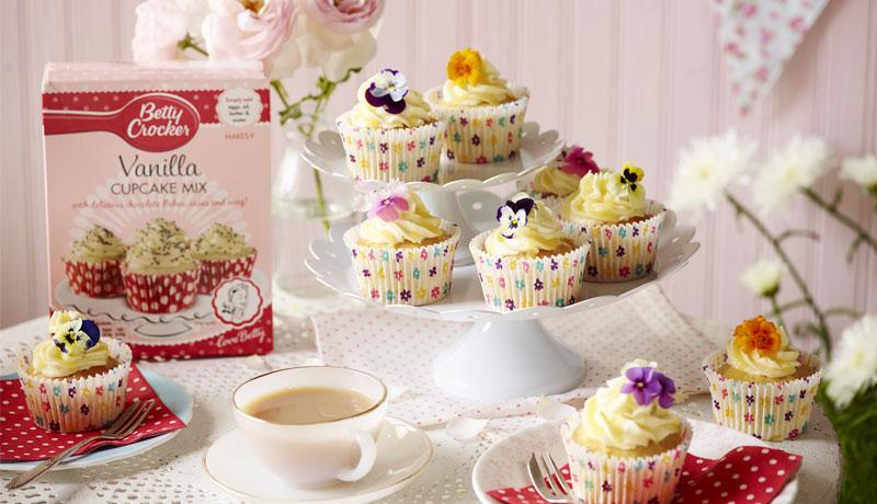 Betty Crocker Lemon Drizzle Cake Recipe