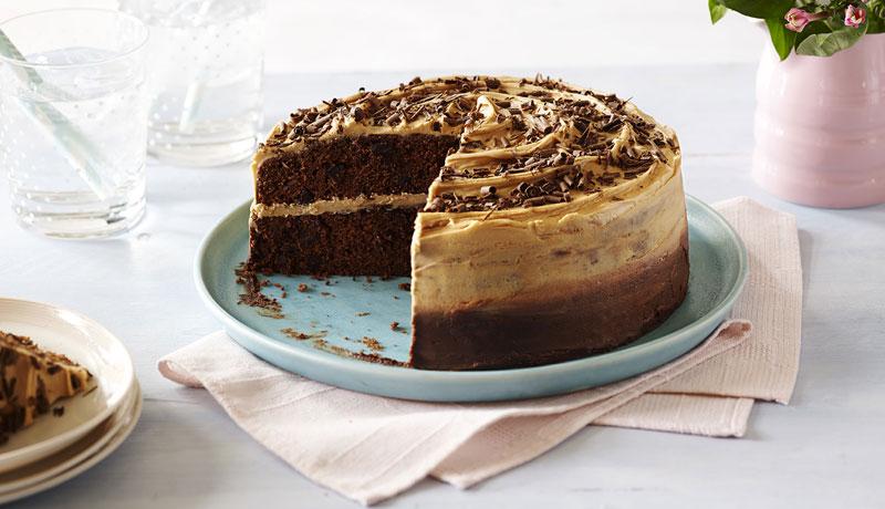 Chocolate Wedding Cake Recipes Uk: Chocolate Mocha Cake Recipe