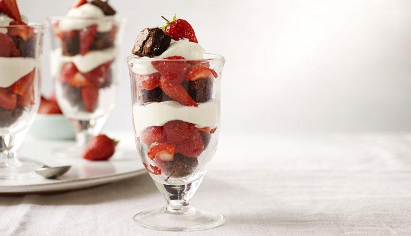 Recipe of Betty Crocker's Fudge Brownies?
