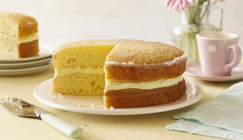 Recipes Using Lemon Drizzle Cake: Basic Cake Recipes