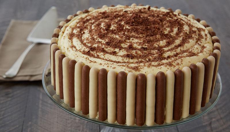 Cool Tiramisu Cake Recipe Easy Cakes Betty Crocker Funny Birthday Cards Online Necthendildamsfinfo